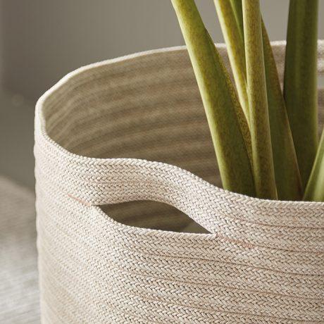 Basket pot plants ETTORE by MEMEDESIGN - particular