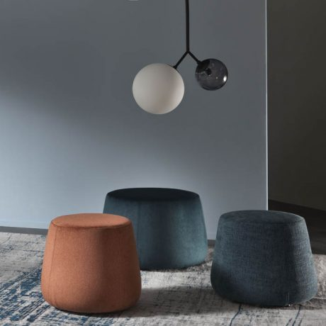 Collection of pouf indoor Eirene-2